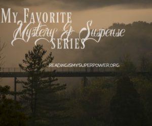 Top Ten Tuesday: My Favorite Mystery/Suspense Series