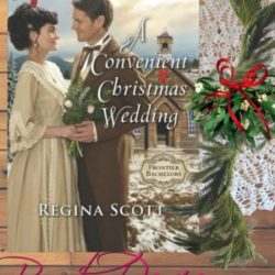 Book Review (and a Giveaway!): A Convenient Christmas Wedding by Regina Scott