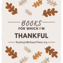 Top Ten Tuesday: Books For Which I'm Thankful