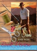 Book Review (and a Giveaway!): Love in the Seams by Jodie Wolfe