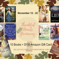 Thankful Hearts Giveaway