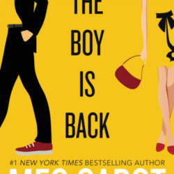 Book Review: The Boy is Back by Meg Cabot