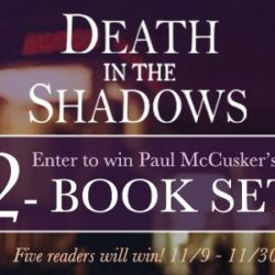 Death in the Shadows by Paul McCusker | Book-Set Giveaway
