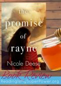 Book Review: The Promise of Rayne by Nicole Deese