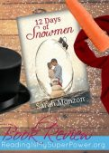 Book Review: 12 Days of Snowmen by Sarah Monzon