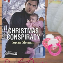 Book Review: Christmas Conspiracy by Susan Sleeman