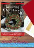 Book Review: Restoring Christmas by Cynthia Ruchti