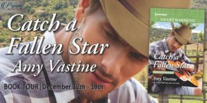 Book Review (and a Giveaway!): Catch a Fallen Star by Amy Vastine