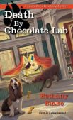 Book Review (and a Giveaway!): Death By Chocolate Lab by Bethany Blake