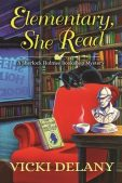 Book Review (and a Giveaway!): Elementary She Read by Vicki Delany