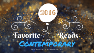 My Fave Reads of 2016: Contemporary Fiction