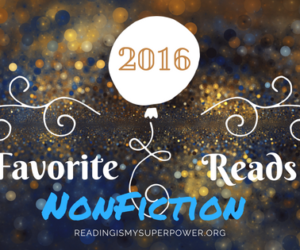 My Fave Reads of 2016: NonFiction