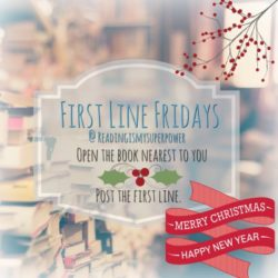 First Line Friday (Week 38): Letters From Santa