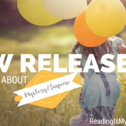 New Releases I'm Excited About: Spring 2017 Mystery/Suspense