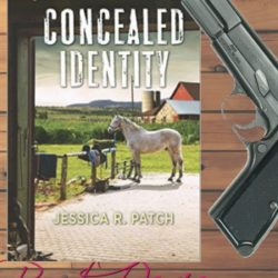 Book Review (and a Giveaway!): Concealed Identity by Jessica R. Patch