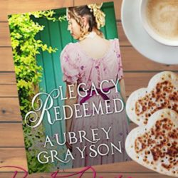 Book Review: Legacy Redeemed by Aubrey Grayson