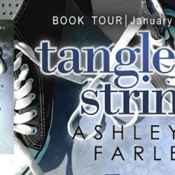 Book Spotlight (and a Giveaway!): Tangle of Strings by Ashley Farley