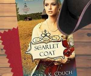 Book Review: The Scarlet Coat by Angela K. Couch