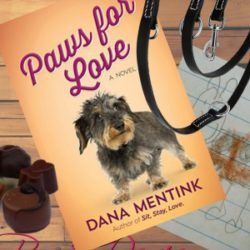Book Review (and a Giveaway!): Paws for Love by Dana Mentink