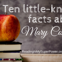 Guest Post (and a Giveaway!): 10 Little Known Facts about Mary Connealy