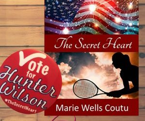 Book Review (and a Giveaway!): The Secret Heart by Marie Wells Coutu