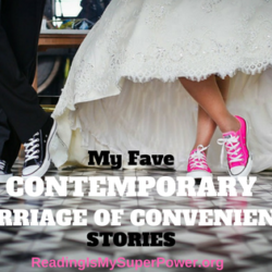 Top Ten Tuesday: My Favorite (Contemporary) Marriage-of-Convenience Stories