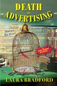 Book Review (and a Giveaway): Death in Advertising by Laura Bradford