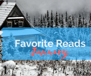 My Fave Reads In January