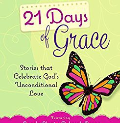 Book Review (and a Giveaway!): 21 Days of Grace by Kathy Ide
