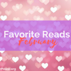 My Fave Reads in February