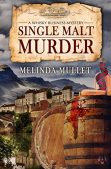 Book Review (and a Giveaway!): Single Malt Murder by Melinda Mullet