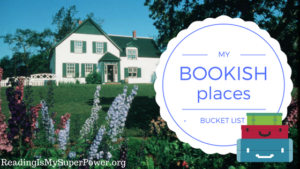Top Ten Tuesday: My Bookish Places Bucket List