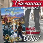 Book Review (and a Giveaway!): Samuel Parker and the New Templars by R.S. Sexton