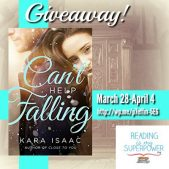 Book Spotlight (and a Giveaway!): Can't Help Falling by Kara Isaac