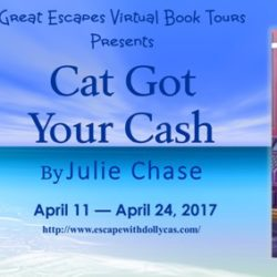 Book Review (and a Giveaway!): Cat Got Your Cash by Julie Chase