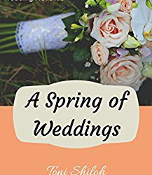 Book Review (and a Giveaway!): A Spring of Weddings by Toni Shiloh & Melissa Wardwell