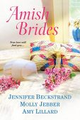Book Review (and a Giveaway!): Amish Brides by Beckstrand, Jebber, and Lillard