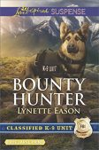 Book Review (and a Giveaway!): Bounty Hunter by Lynette Eason