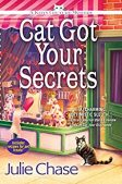 Book Review (and a Giveaway!): Cat Got Your Secrets by Julie Chase