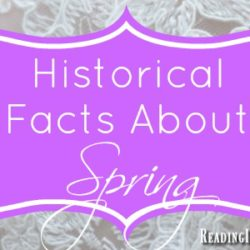 Book Spotlight (and a Giveaway!): Let Love Spring collection (plus some facts about Spring!)