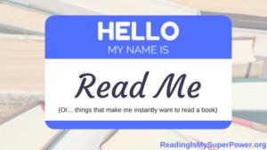 Top Ten Tuesday: Read Me
