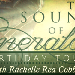 The Sound of Emeralds Birthday Tour & GIVEAWAY from Rachelle Rea Cobb