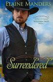 Book Review (and a Giveaway!): Surrendered by Elaine Manders