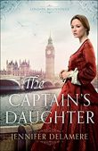 Book Review (and a Giveaway!): The Captain's Daughter by Jennifer Delamere