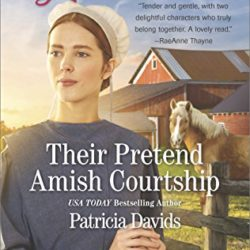 Book Review (and Movie Star Cast): Their Pretend Amish Courtship by Patricia Davids
