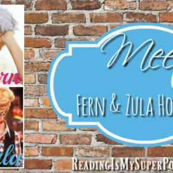 Character Interview (and Giveaway Info!): Fern & Zula Hopkins from Out of the Frying Pan