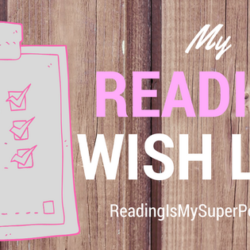 Top Ten Tuesday: My Reading Wish List
