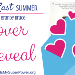 Cover Reveal: The Last Summer by Brandy Bruce