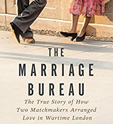 Book Review: The Marriage Bureau by Penrose Halson