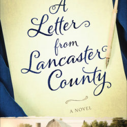 Book Review (and a Giveaway!): A Letter From Lancaster County by Kate Lloyd